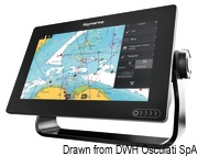 Display multifunzione touchscreen Axiom 9